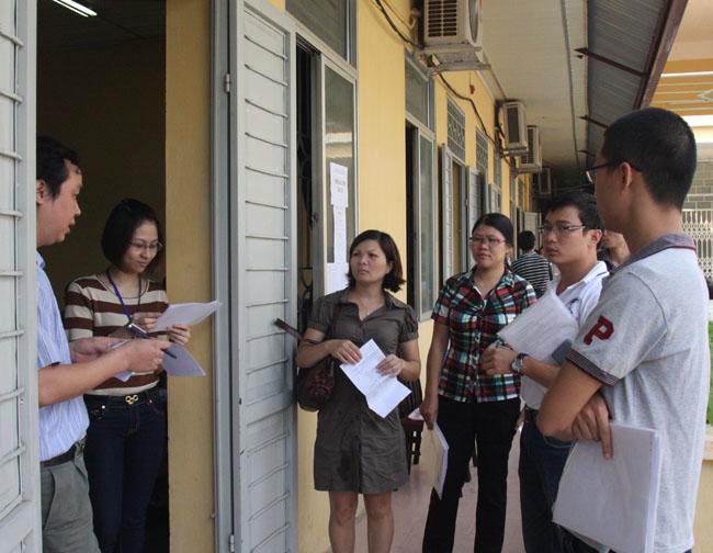 Đại học thể dục thể thao Bắc Ninh tuyển nghiên cứu sinh 2015