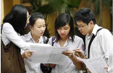 Đề thi thử THPT quốc gia môn Tiếng Anh - THPT Trần Phú năm 2015