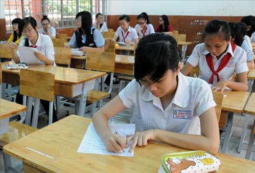 Tuyển sinh vào lớp 10 - THPT chuyên Tiền Giang năm 2015