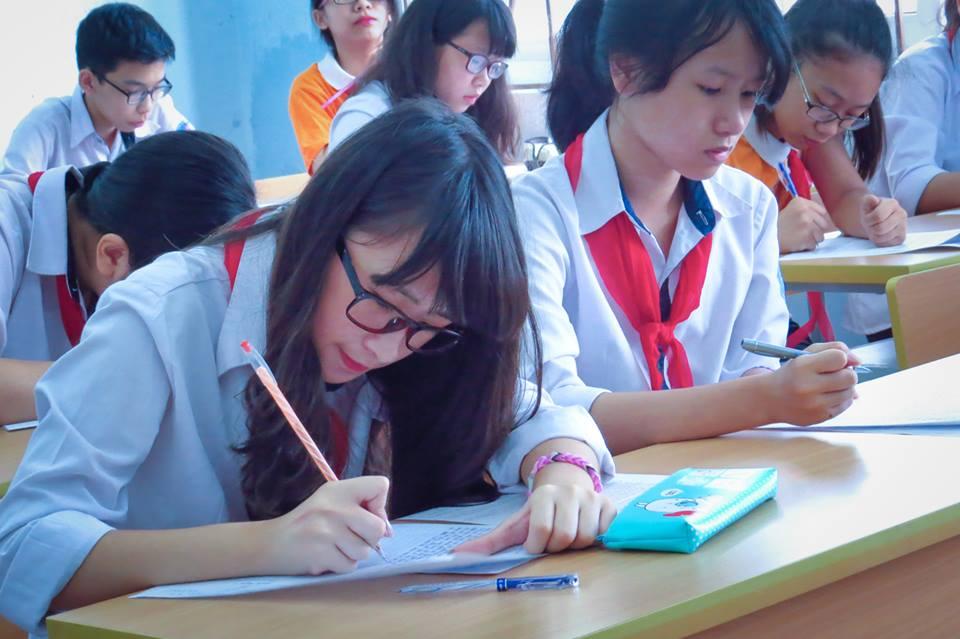 Trường THPT Lương Thế Vinh tuyển sinh năm 2015