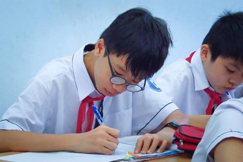 Tuyển sinh vào lớp 6 năm 2015 tỉnh Quảng Ninh