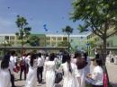 Môn thi thứ 3 vào lớp 10 Bến Tre năm 2015