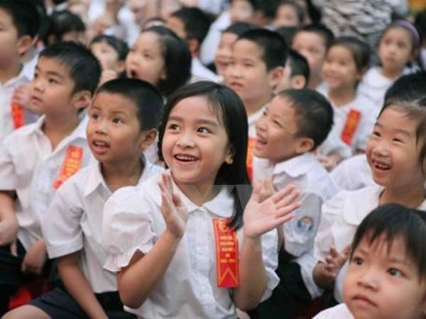 Đề thi học kì 2 lớp 1 môn Toán - TH Thị Trấn - Vũ Quang năm 2015