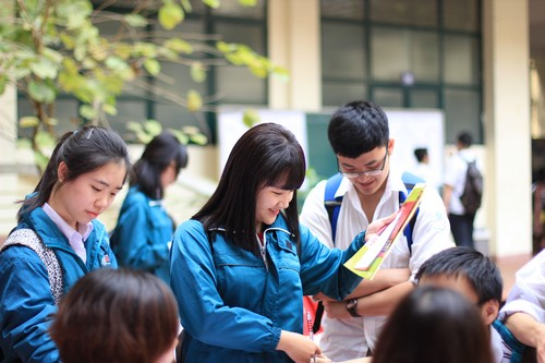 Hải Dương công bố 12 địa điểm thi THPTQG cụm địa phương 2015