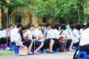 Tỉ lệ chọi vào lớp 10 Hà Nội năm 2015
