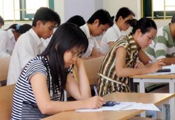 Lịch thi năng khiếu Đại học Xây dựng miền Trung năm 2015