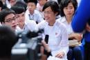 Đáp án đề thi thử THPTQG môn Văn THPT chuyên Nguyễn Bỉnh Khiêm 2015
