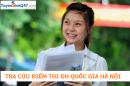 Tra cứu điểm thi Đại học Quốc gia Hà Nội 2015 (miễn phí)