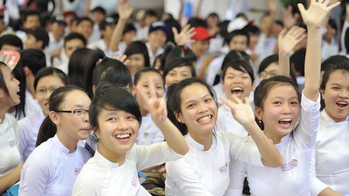 Điểm chuẩn vào lớp 10 THPT chuyên Quảng Nam năm 2015