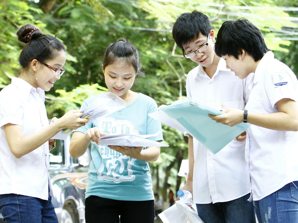 Đại học Giáo dục - ĐHQGHN công bố danh sách đạt ngưỡng xét tuyển đợt 1 năm 2015