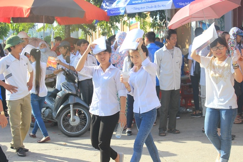 Xem điểm thi THPT Quốc gia cụm Bình Phước năm 2015