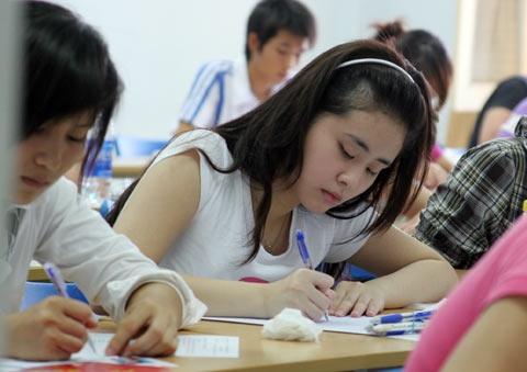 Điểm xét tuyển NV1 Đại học Quảng Bình năm 2015