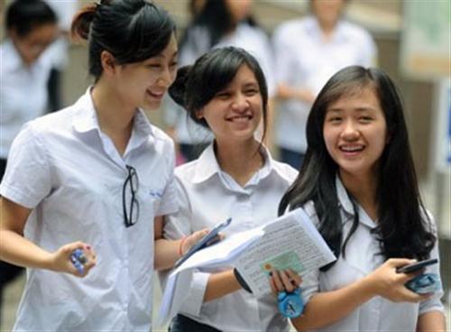 Điểm xét tuyển NV1 Học viện Ngân hàng năm 2015