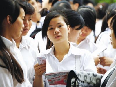 Danh sách thí sinh ĐKXT NV1 Đại học Mở TPHCM năm 2015