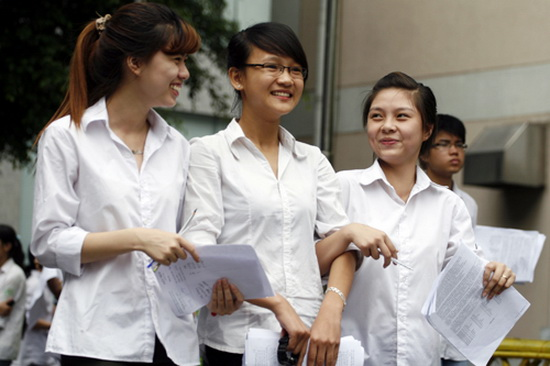 Điểm chuẩn Đại học Sư phạm Hà Nội 2 năm 2015