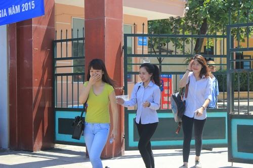 Đại học Đà Nẵng công bố điểm chuẩn NV2 năm 2015