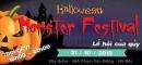 Những địa điểm tổ chức Halloween tại Hà Nội 2015
