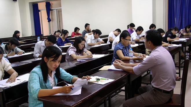 Đại học Sư phạm Hà Nội tuyển sinh hệ văn bằng 2 năm 2015