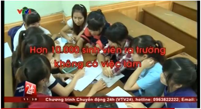 Sẽ có hơn 10.000 sinh viên ngành Sư phạm thất nghiệp