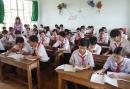 Đề thi cuối học kì 1 lớp 8 môn Văn - THCS Nghĩa Trung 2015