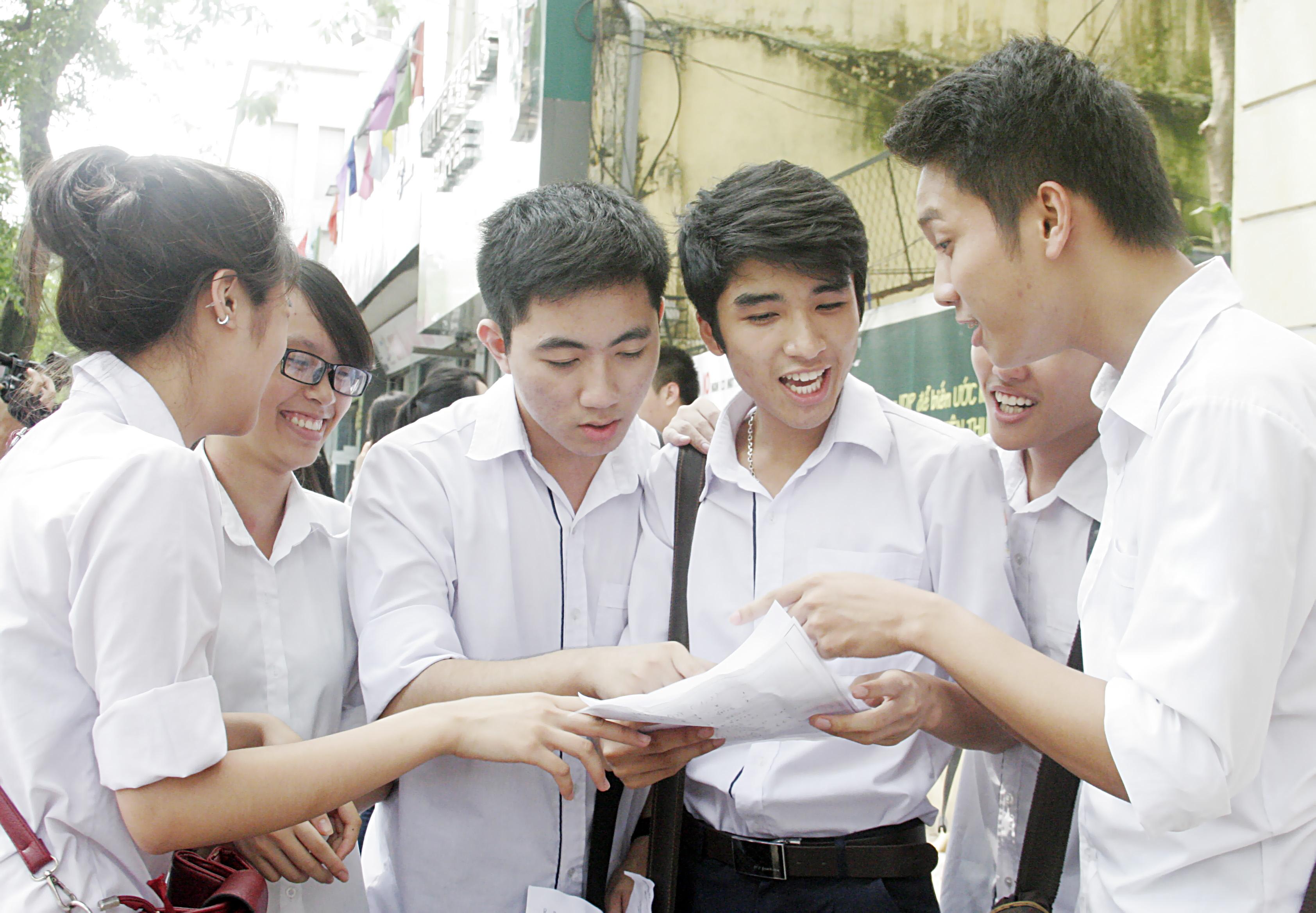 Đề thi thử THPT Quốc gia môn Địa năm 2016 - THPT Yên Lạc 2