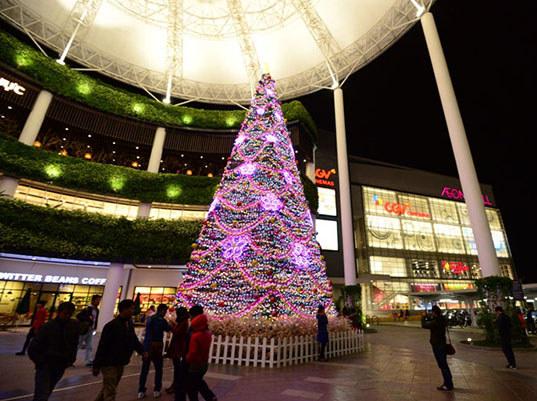 Những địa điểm vui chơi Giáng sinh 2015