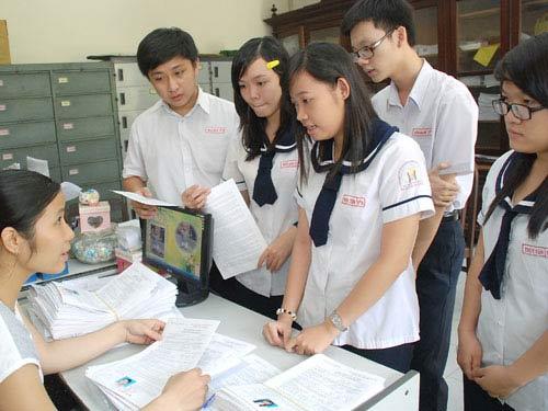 Thông tin tuyển sinh Đại học Tài nguyên môi trường TPHCM năm 2016