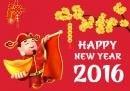 Tin nhắn hình chúc mừng năm mới 2016 đẹp nhất