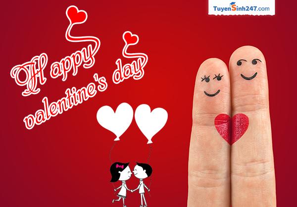Lời chúc Valentine 2016 lãng mạn và hài hước