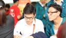 Khi nào làm hồ sơ thi THPT quốc gia 2016