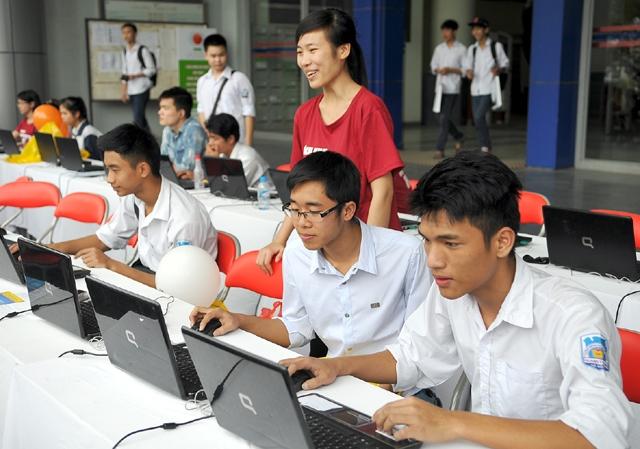 Hướng dẫn đăng ký thi Đại học quốc gia Hà Nội 2016
