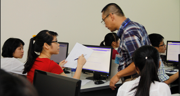 Các bước đăng ký hồ sơ trực tuyến vào Đại học quốc gia Hà Nội 2016