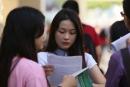 Bảng phân chia khu vực tuyển sinh THPT Quốc gia 2016