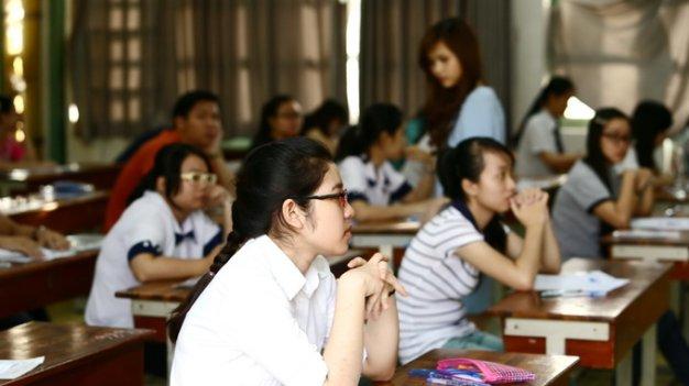 Khối xét tuyển đại học cao đẳng - Tổ hợp môn mới nhất