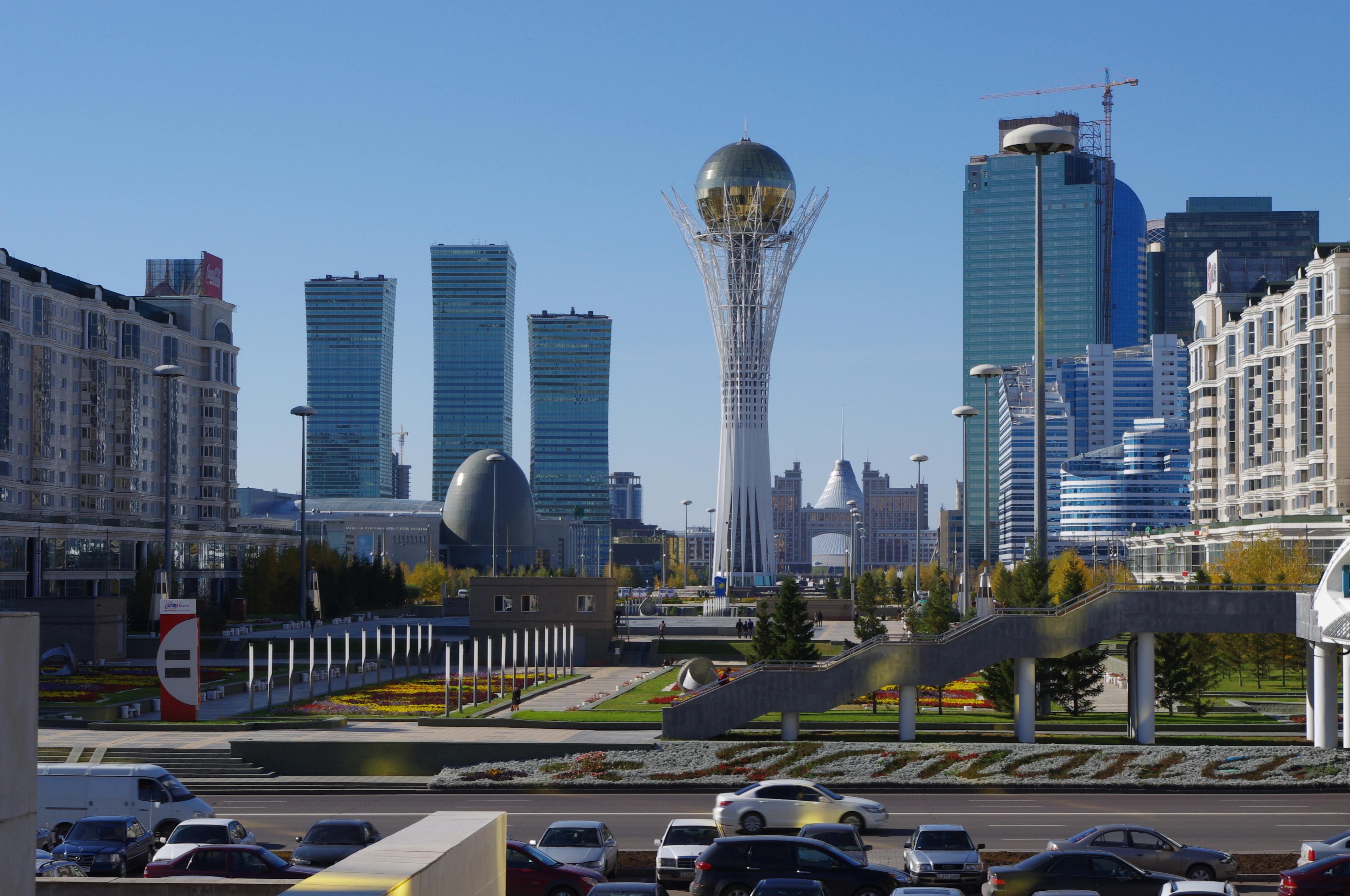 Học bổng du học Kazackstan năm 2016
