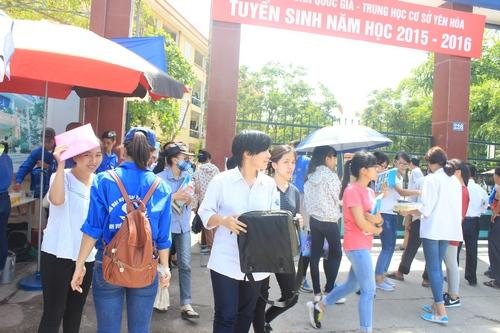 Gia Lai công bố địa điểm tổ chức thi THPT Quốc gia 2016
