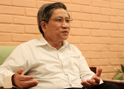 GS Nguyễn Minh Thuyết: \'Nhiều sinh viên học không biết để làm gì\'