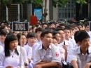 Thông tin tuyển sinh vào lớp 10 tỉnh Vĩnh Phúc 2016