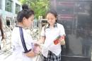 Môn thi thứ 3 vào lớp 10 tỉnh Hải Dương 2016