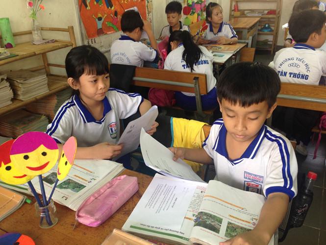 Sách giáo khoa năm 2018: Người dạy phải đổi mới