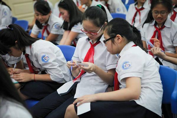 Thái Bình công bố môn thi thứ 3 vào lớp 10 năm 2016