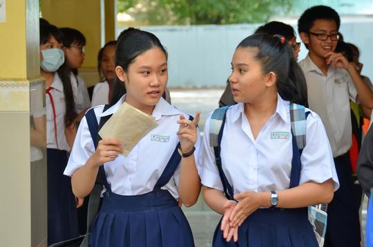 Trường THPT chuyên Long An tuyển sinh lớp 10 năm 2016