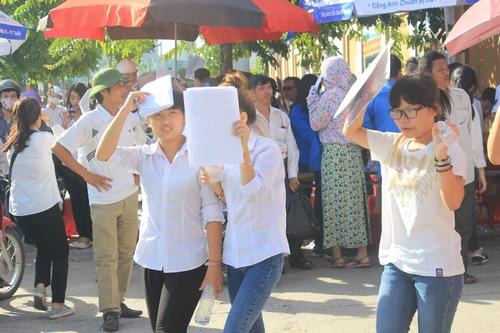 Hải Phòng tổ chức 25 điểm thi THPT Quốc gia 2016