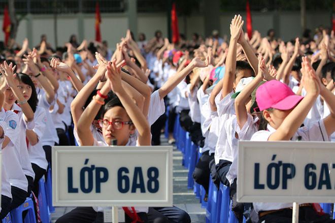 Thong tin tuyen sinh vao lop 6 Hai Phong 2016