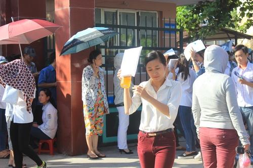 Thanh Hóa công bố địa điểm thi THPT Quốc gia 2016