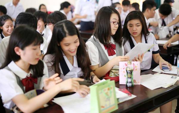 Thời gian công bố điểm thi vào lớp 10 Hà Nội 2016