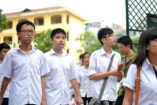 Thí sinh không có hộ khẩu Hà Nội đăng ký dự thi vào lớp 10 THPT năm 2016 ở đâu ?