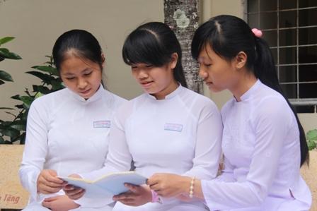 Thông tin tuyển sinh vào lớp 10 tỉnh Bình Dương năm 2016