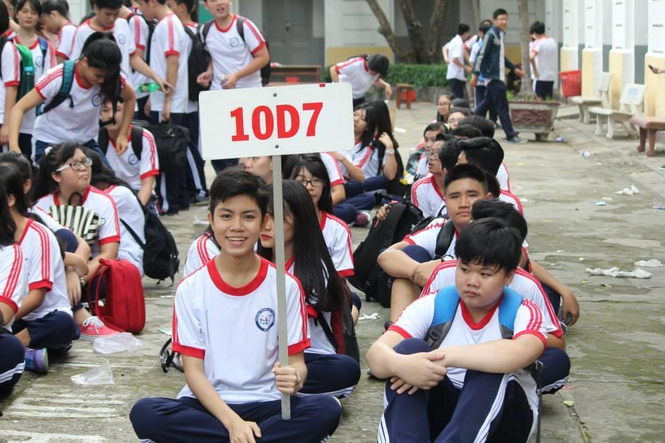 Tỷ lệ chọi vào lớp 10 THPT chuyên Phan Bội Châu 2016