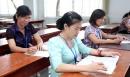 Ninh Bình đã chấm xong điểm thi vào lớp 10 năm 2016